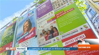 Élections 2019- est-ce (bientôt) la fin des panneaux d'affichage électoral? À Liège, les petits partis n'en ont  droit qu'à un seul