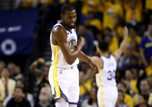 NBA: Golden State sans Durant contre Portland mardi