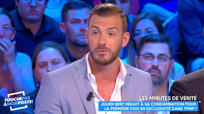 Julien Bert, candidat de télé-réalité condamné dans une affaire de drogue, clame son innocence: