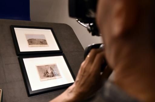 Trois inédits de Rimbaud photographe dévoilés à Charleville-Mézières