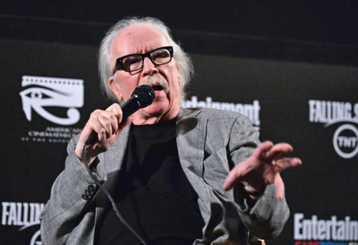 Cannes: John Carpenter, le crépuscule du maître de l'horreur