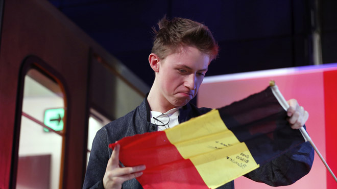 Eurovision 2019: Eliot ne qualifie pas la Belgique pour la finale du concours musical