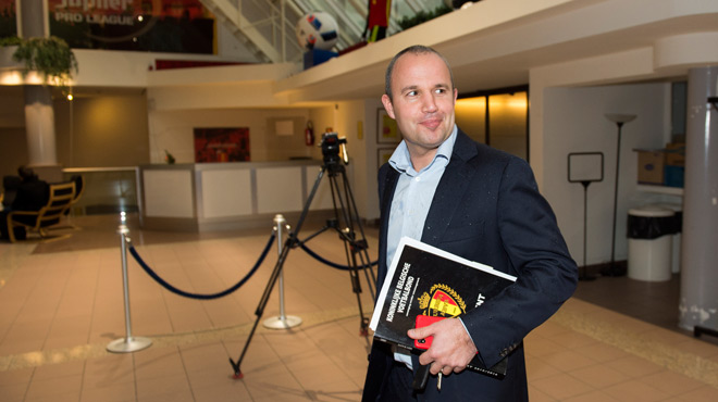 Scandale dans le foot belge: deux réunions