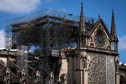 Quelque 850 millions d'euros de promesses de dons pour Notre-Dame de Paris