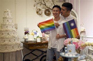 A Taïwan, des mariages gays se préparent dans la plus grande inconnue juridique