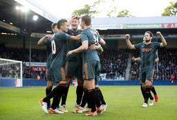Eredivisie - L'Ajax est champion pour la première fois depuis 2014 et la 34e fois de son histoire