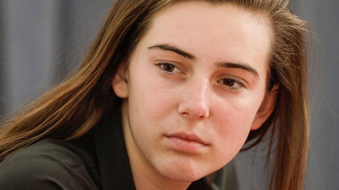 Adélaïde Charlier ne participera pas à la 18e marche pour le climat: elle va monter les marches du festival de Cannes