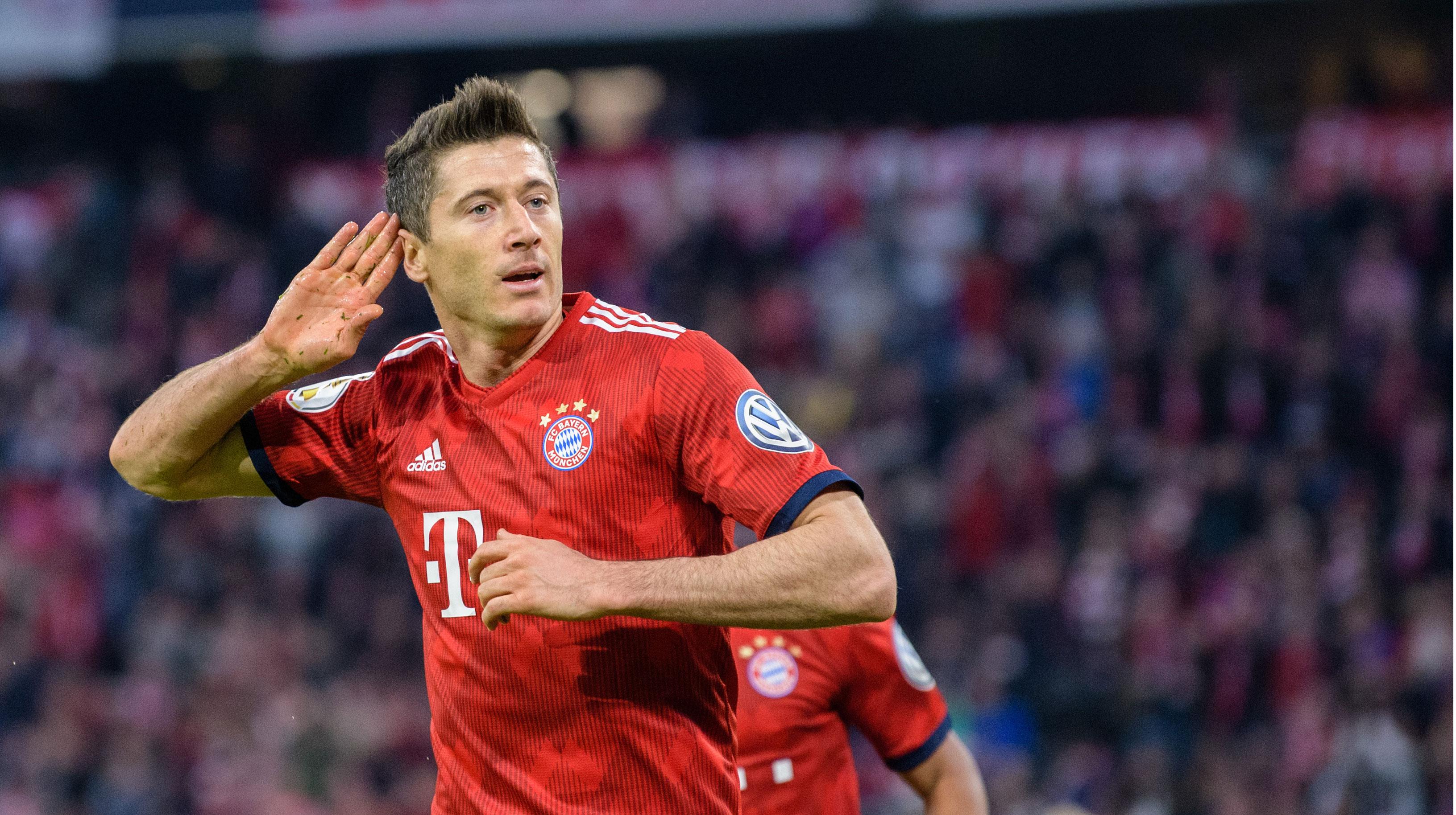Lewandowski a reçu des offres de transferts: deux grosses équipes sur l'attaquant polonais