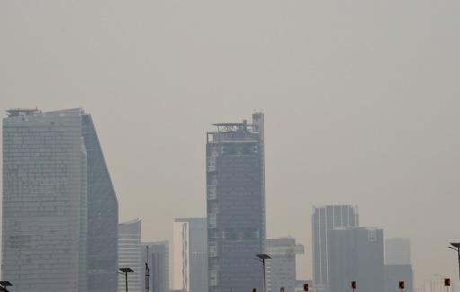 Nuage de pollution à Mexico: alerte étendue, écoles fermées jeudi
