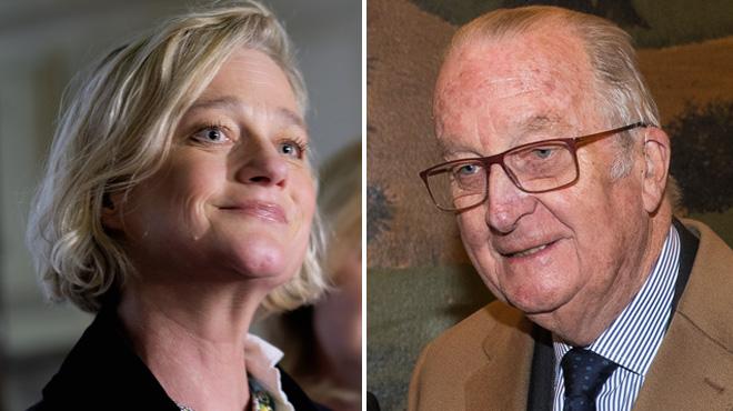 Affaire Delphine Boël: Albert II devra payer 5.000 euros d'astreinte par jour s'il refuse de se soumettre au test ADN