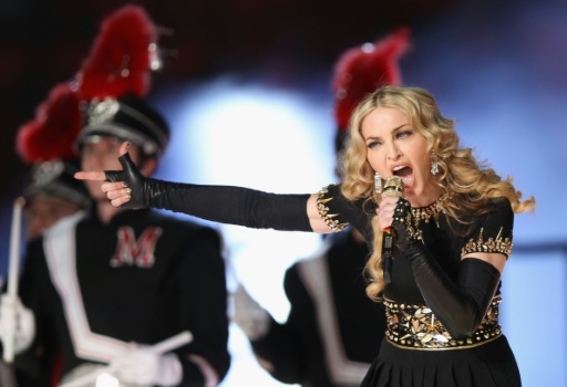 Madonna chantera bien à la finale de l'Eurovision