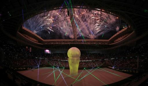 Inauguration du premier stade qatari construit pour le Mondial-2022