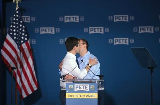 Un candidat homosexuel à la Maison Blanche, c'est