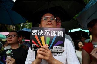 Taïwan- le parlement légalise le mariage gay, une première en Asie