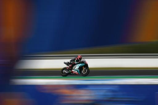 MotoGP: Quartararo déjà devant aux 1er essais libres du GP de France