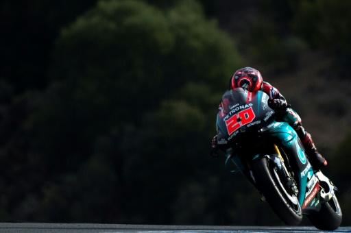 MotoGP: Quartararo en vedette sur le tourniquet du Bugatti