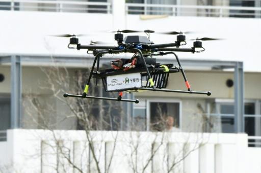 Le Japon interdit les drones au-dessus des sites olympiques et militaires