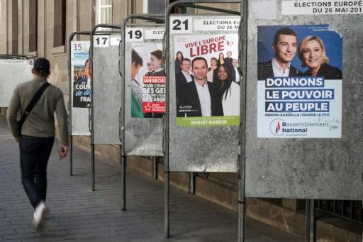 Européennes: une abstention en progression quasi continue au fil des scrutins