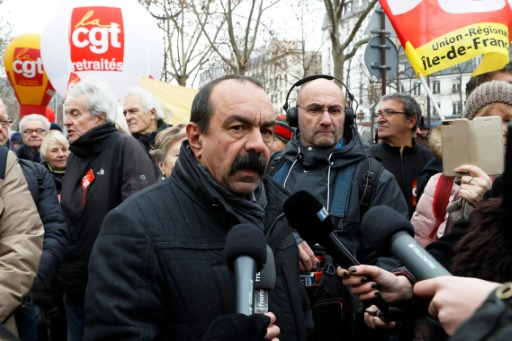Philippe Martinez (CGT), un
