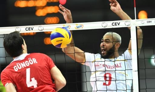 Volley: Ngapeth, une année à la conquête de la Russie pour s'imposer à Kazan