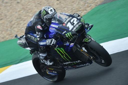 MotoGP: Vinales (Yamaha) le plus rapide vendredi au GP de France
