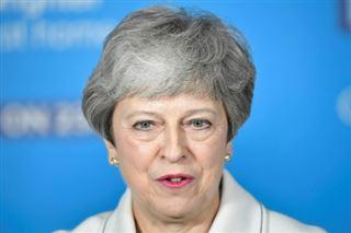 Theresa May vit ses derniers jours comme Première ministre