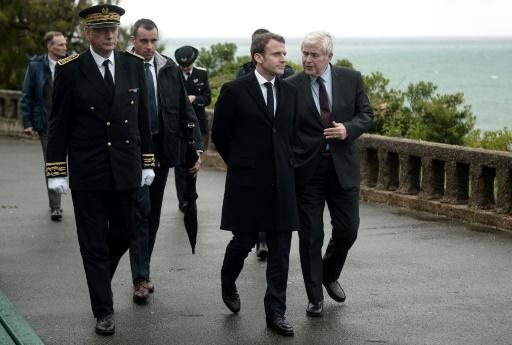 A neuf jours des européennes, Macron attaque le RN et son bilan