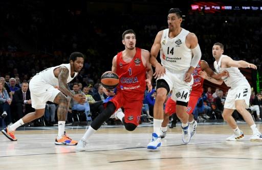 Basket: Nando de Colo porte le CSKA Moscou en finale de l'Euroligue