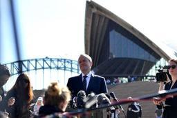 Les Australiens se rendent aux urnes, le travailliste Bill Shorten donné favori