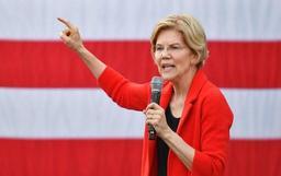 Présidentielle 2020 aux Etats-Unis - Elizabeth Warren, la démocrate qui grimpe grâce à son programme