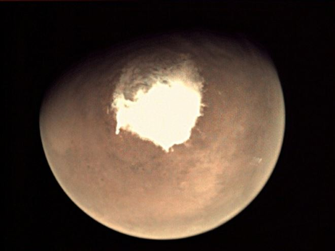 Après la Lune, le premier pas sur Mars dans les années 2030... ou 2060?
