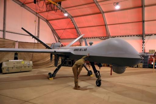 L'armée de l'Air recrute pour piloter ses futurs drones armés
