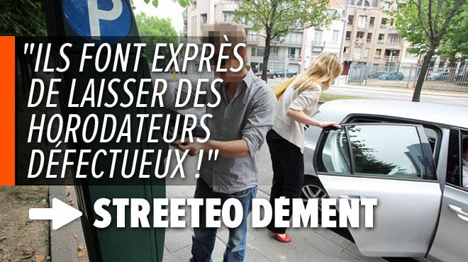 Pauline ira jusqu'en justice pour ne pas payer son amende de stationnement à Ixelles: le gestionnaire l'accuse de harcèlement