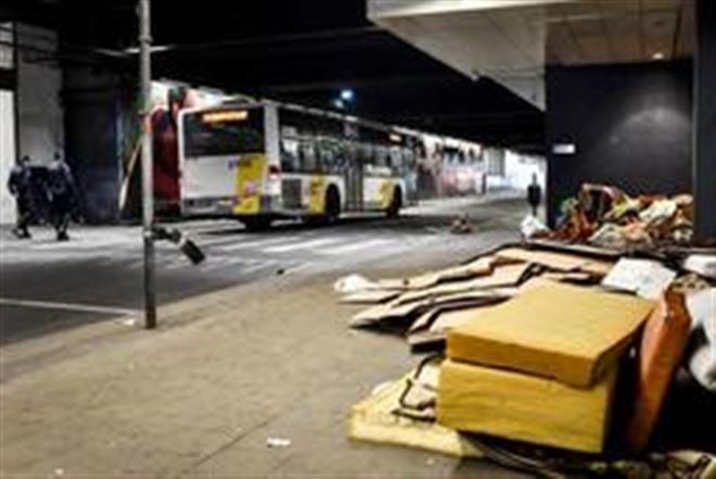 Bruxelles-Nord - Les bus de De Lijn repasseront par la gare du Nord dès lundi matin