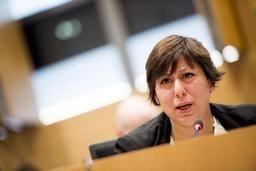 Elections 2019 - Dernier meeting de campagne pour les Verts flamands à Louvain