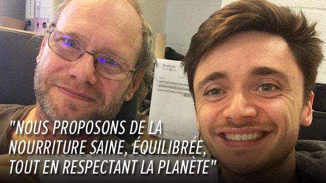 Il tenait une sandwicherie, il allait arrêter: puis Michel, 55 ans, a rencontré Philippe, 26 ans, et leur nouveau concept est un SUCCÈS