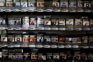 Les paquets de cigarettes désormais traçables pour lutter contre la contrebande