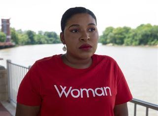 Samantha, habitante de l'Alabama, ne pouvait porter l'enfant de son violeur