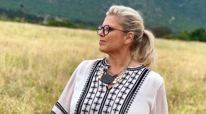 Non, elle n'a pas fait une crise cardiaque — Laurence Boccolini