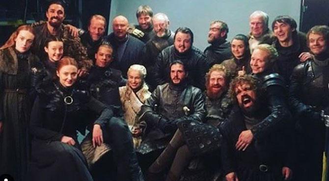 Après Sophie Turner, Kit Harington répond aux haters — Game of Thrones