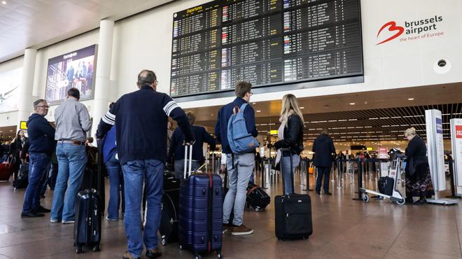 Skeyes: Brussels Airport réclame une astreinte de 50.000 euros par vol touché