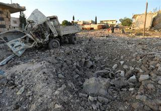 Syrie- 12 civils tués dans des frappes sur Idleb, selon une ONG