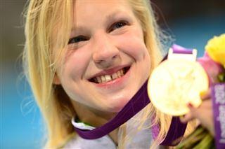 Natation- la championne olympique Meilutyte prend sa retraite à 22 ans