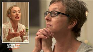 Un politique à la maison- Barbara incrédule quand elle apprend que son salaire correspond au BUDGET ALIMENTATION de Mathieu 2