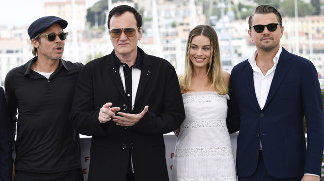 Tarantino fait mettre du sparadrap sur les smartphones des journalistes à Cannes