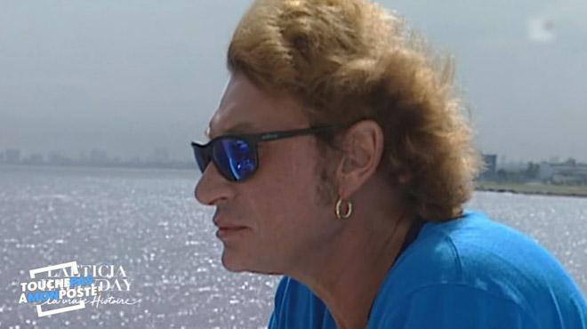 Pour cacher une tromperie à Laeticia, Johnny Hallyday a pris de TRÈS GROS risques en l'embarquant sur son bateau