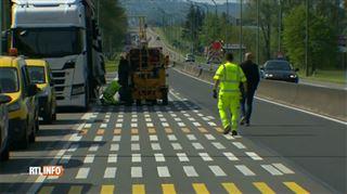 Voici (peut-être) le futur marquage sur les routes et autoroutes wallonnes 4