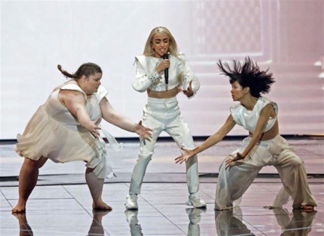 Erreur de calcul à l'Eurovision- Bilal Hassani perd deux places