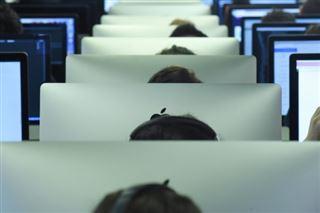 Près d'un quart des internautes regardent des programmes piratés en direct