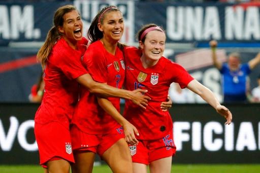 Foot féminin: Morgan snobera la Maison Blanche si les USA sont champions du monde